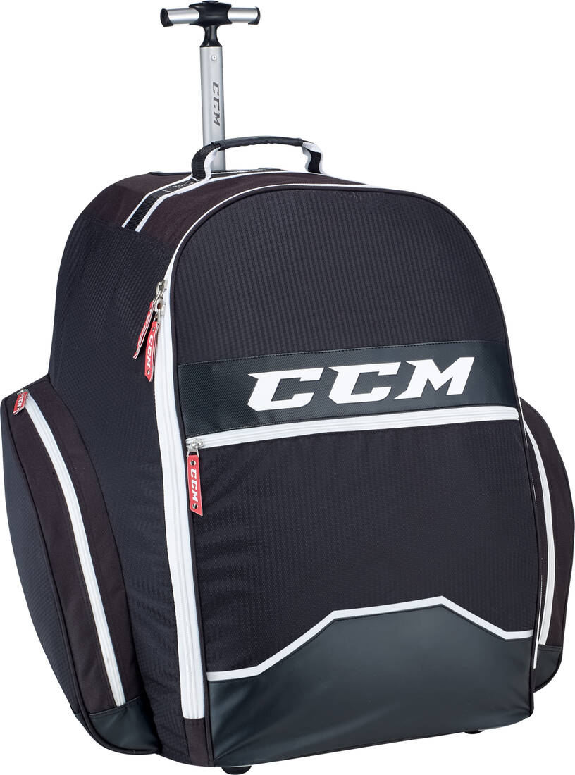 Taška CCM 390 Wheeled Backpack Sr.