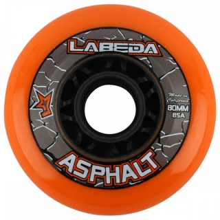 Kolečka Labeda Gripper Asphalt 76mm/85A -set 4ks